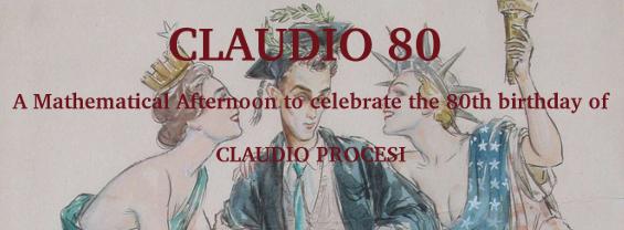 Claudio 80