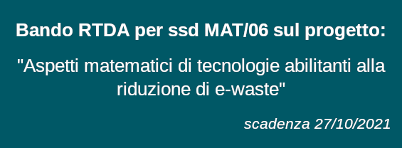 bando RTDA MAT06